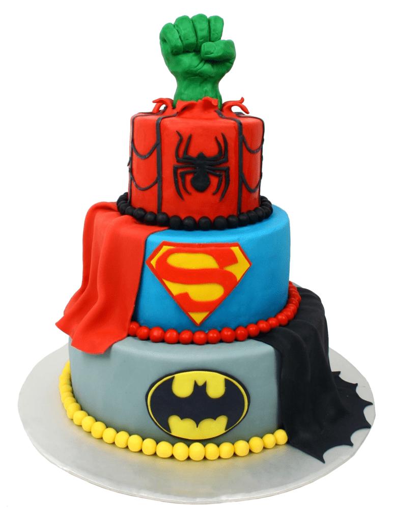 Торт супер