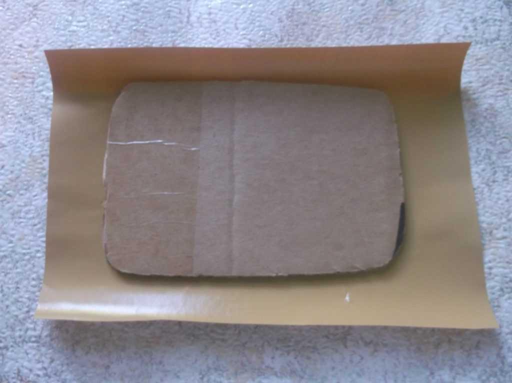 Рамка для фото из шерстяных нитей 10