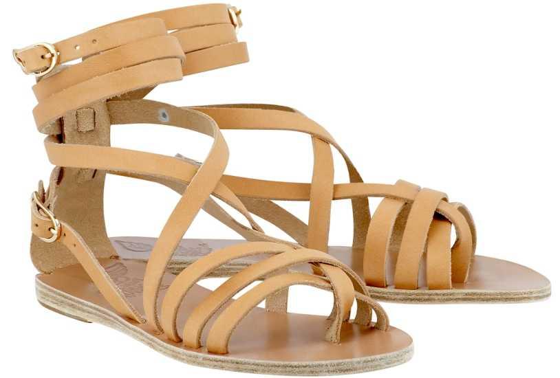 Греческие сандалии