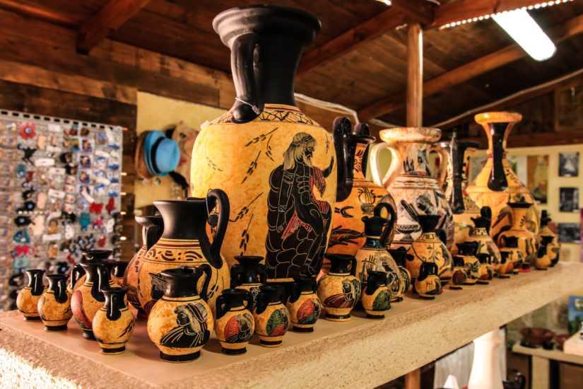 Керамика Греция