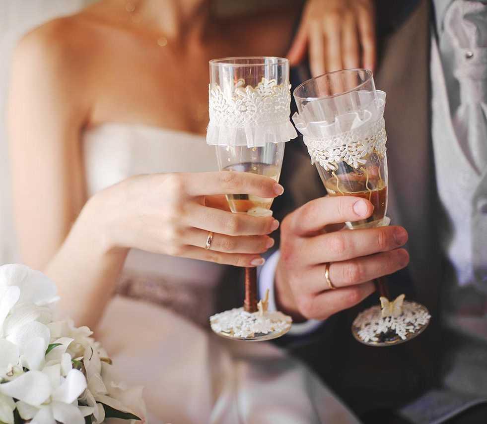 Тосты к свадьбе