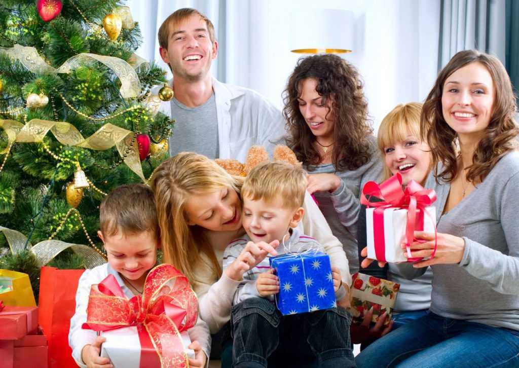 Семейный Новый год