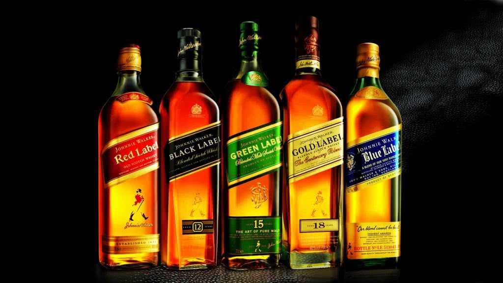 Интересные факты о виски Johnnie Walker 18+
